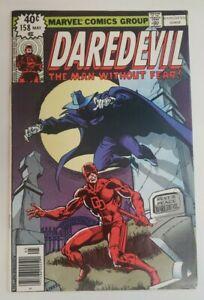 Daredevil #158(MARVEL,1979) 1st Frank Miller Daredevil; Classic Story; VF/VF+