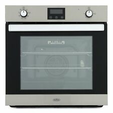 Belling BI602FP Built In Electric Single Oven Stainless Steel A Rated #270425