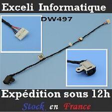 conector Jack Fuente de alimentación DC et Cable DELL INSPIRON 17 7000 7737 para