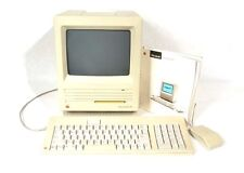 Apple Macintosh SE (1986) With Original Box, Keyboard And Manual