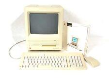 Apple Macintosh SE (1986) With Original Box, Keyboard And Manual