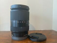 Sony SEL 18-200mm f/3.5-6.3 OSS LE Lens