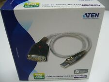 USB to Serial RS-232 Converter, Adapter Aten UC232A