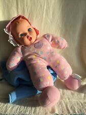 """Gerber Baby Doll 1979 Erin Libby Hand Painted 18"""""""
