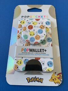 🔵Popsockets Popwallet+ (Plus) - Pokemon Dots🔴