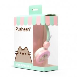 Pusheen Wired Headphones * Official Product BOXED, BRAND NEW, FAST UK DISPATCH *