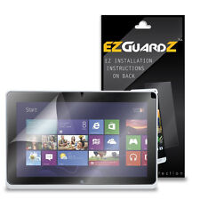 """1X EZguardz LCD Screen Protector Shield HD 1X For Acer Iconia W511 10.1"""" Tablet"""