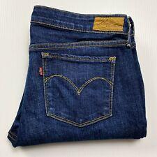Levi's  Ladies Slight Curve Classic Slim Leg Blue Jean Size 10/30