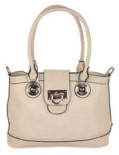 Damen-Shopper/- Umwelttaschen aus Leder mit Außentasche (n)