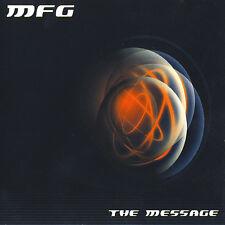 MFG - THE MESSAGE - 2001 full on  israeli psy trance  new & sealed RARE