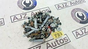 GENUINE VW POLO MK4 9N 5-09 MIXED BAG OF NUTS BOLTS SCREWS & CLIPS FREEPOST 733
