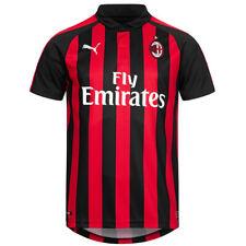 AC Mailand PUMA Heim Fußball Trikot Serie A calcio maglia 754750-06 NEW & OP