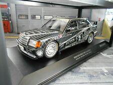 Mercedes Benz 190e 190 2.5-16v evo 1 DTM #2 Thiim metals Boss 1989 Minichamps 1:18