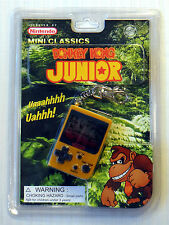 Donkey Kong Junior ~ NEW ~ RARE Nintendo Mini Classics Keychain Hand Held Game