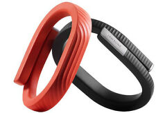 New Jawbone UP24 Activity Tracker Wireless Bluetooth-Black//ORANGE Medium/ Large