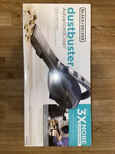 BLACK+DECKER dustbuster® Cordless Hand Vacuum (Slate) HLVA315J62 Free📬Shipping