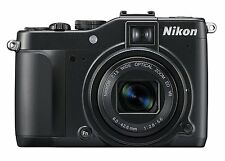 Nikon COOLPIX P7000 10.1MP Digital Camera - Black