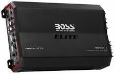 BOSS 1600W 4-Channel ELITE SERIES Class-AB Car Amplifier | BE1600.4