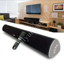 NEW 34inch Sound Bar Wireless Bluetooth Bass Subwoofer TV KTV Loudspeaker