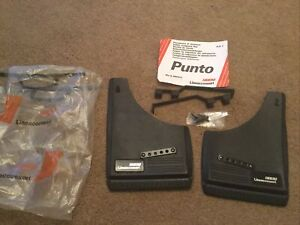 Brand New Fiat Punto Front Mud Flap Pair Series 1 5907213