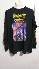 Malevolent Creation ten commandments long sleeve T shirt death metal deicide