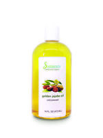 JOJOBA OIL 100% PURE RAW UNREFINED GOLDEN ORGANIC COLD PRESSED 4 OZ TO 7 LB