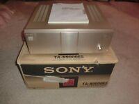 Sony TA-N9000ES High-End Verstärker mit OVP, top gepflegt, 2 Jahre Garantie
