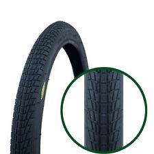 "Fincci 20"" x 1.75"" Bike Bicycle BMX Tyre High Quality Black"