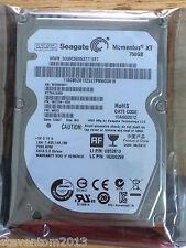 "Seagate(ST750LX003) 750GB 7200RPM 2.5"" SATA Laptop SSHD Solid State Hybrid Drive"