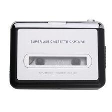 Retro Personal Cassette to MP3 Player Recorder Walkman AM/FM Audio Tapedecks New