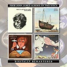 John James - Morning Brings The Light / John James / Sky In My Pie [New CD] UK -