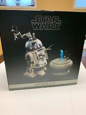 Sideshow Star Wars Deluxe R2-D2 R2D2 CollectiblesFigure in Box