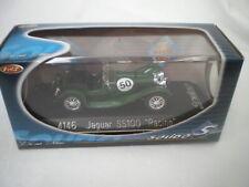 1/43 Jaguar SS100 racing #50 1935 -1941 Vert Solido 4146 Neuf Boite MiB Age d'Or
