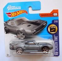 HOT WHEELS ICE CHARGER HW SCREEN TIME-  Mattel [R] [LB]