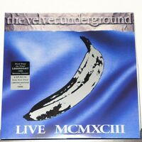 Velvet Underground, The - Live MCMXCIII / 4er-LP ltd blue RSD Black Friday US