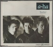 A-ha CD-Single Touchy (3 inch) GO GO MIX
