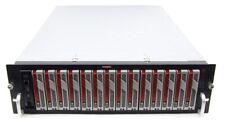 "Transtec Supermicro SC933T-R760 3U 19 "" Storage Server Chassis SCSI 3x 380W PSU"