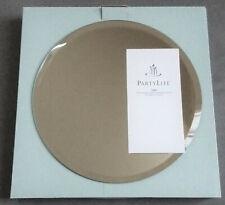 Miroir PARTYLITE pour bougies / Plateau Centre de table NEUF boîte origine