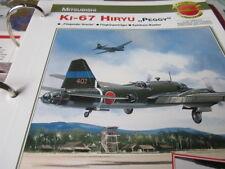 Fliegen 13: Karte 36 Mitsubishi Ki 46 Dinah