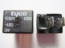 10 x Relè Auto 24v 1xein 20a TYCO Siemens v23073-b1006-a302 #12r22#