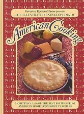 The Illustrated Encyclopedia of American Cooking FRP Publishing Hardcover