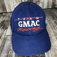 Vintage Team GMAC Nascar Racing Snapback Hat USA #24 Cap Jeff Gordon Hendrick OS