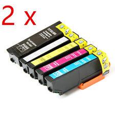 10PK ink for Epson T273XL XP-520 XP-600 XP-610 XP-620 XP-800 XP-810 XP-820