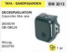 COPERCHIO FILTRO ARIA DECESPUGLIATORE TAYA SANDRIGARDEN 2600 S W GB26 GBL26 26