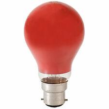 RVFM 25W Red Bulb Bayonet Cap