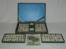 1950s / 1960s Vintage Mah Jongg Chinese Game Of Four Winds 144 Tiles