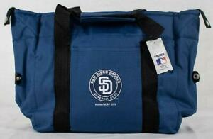 San Diego Padres MLB Soft Sided Kolder 12-pack Cooler Bag