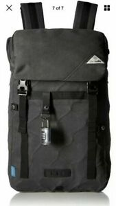 Backpack Ultimatesafe Z15 Anti-Theft Charcoal Smart Travel Gear Computer Tablet