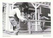 "*Massachusettes Postcard-""Goldpan Gulch"" /3 Cowboys/ *Pleasure Island (A326)"