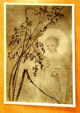 Sulamith Wulfing 1935 ALLERSEELEN All Souls Day Signed Vintage Postcard original